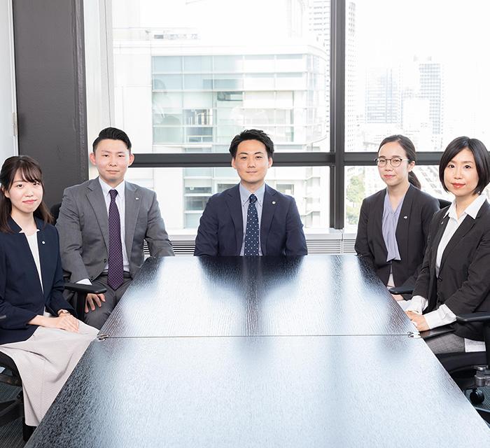 若手社員 × 人事担当者 座談会